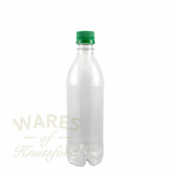 500ml Standard Plastic PET Bottle
