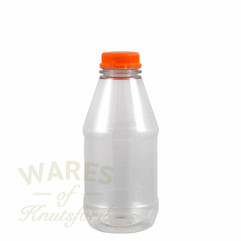 500 ml Round PET Bottle