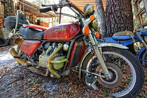 Honda Red