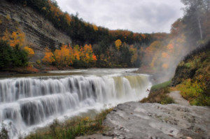 Falling For Letchworth