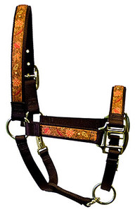 Fall Leaves Equine Elite Halter