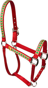Christmas Cheer Equine Elite Halter