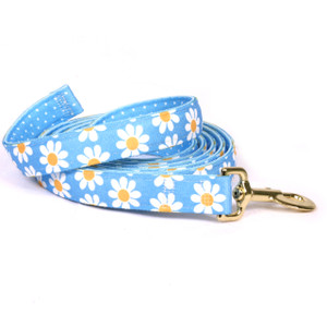 Blue Daisy High Fashion Horse Lead