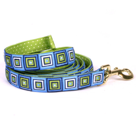 Blue Blocks High Fashion Horse Lead