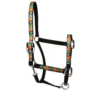Glass Half Full Equine Elite Halter