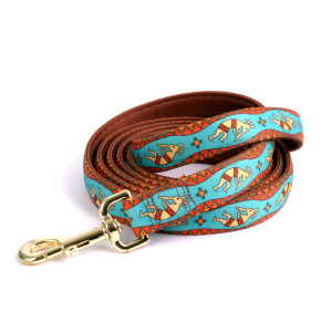 Kokopelli High Fashion Horse Lead