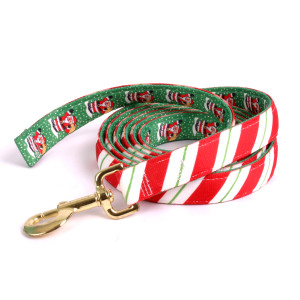 Peppermint Stick on Santa Claus High Fashion Horse Lead