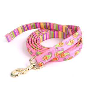Pink Paisley High Fashion Horse Lead