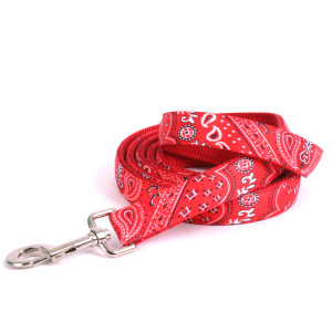 Red Bandana Equine Elite Horse Lead