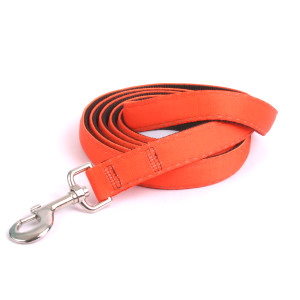 Reflective Solid Orange Equine Elite Horse Lead