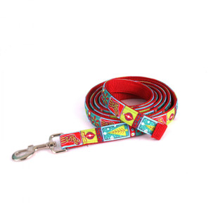 Retro Christmas Equine Elite Horse Lead