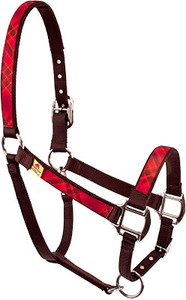 Red Kilt Equine Elite Halter