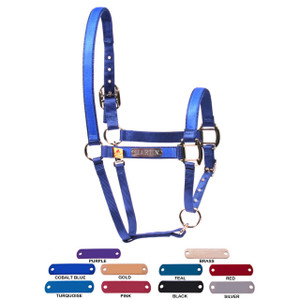 Personalized Equine Elite Horse Halter