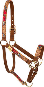 Rodeo High Fashion Horse Halter