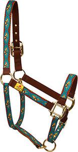 Kokopelli High Fashion Horse Halter