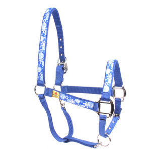 Winter Wonderland Equine Elite Horse Halter