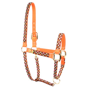 Neapolitan High Fashion Horse Halter