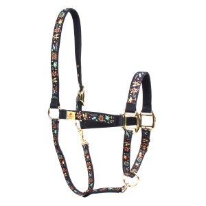 Primitive Surfer High Fashion Horse Halter