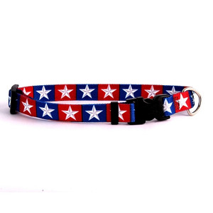 Colonial Stars Horse Neck Collar