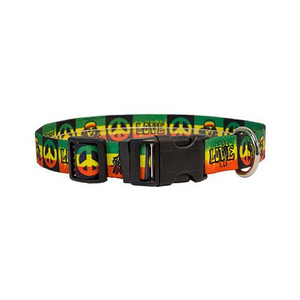 Rasta Horse Neck Collar