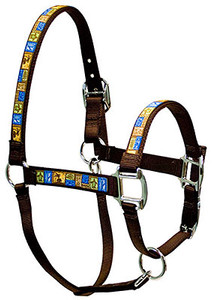 Tiki Equine Elite Halter For Miniature Horse