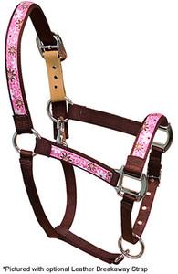 Daisy Chain Pink Equine Elite Halter
