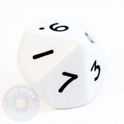 10-sided dice - 25mm