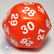d30 - Opaque Red