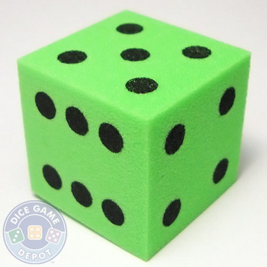 25 mm 6 sided dice