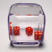 25mm Triple Dice