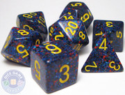 RPG dice set - Twilight