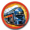 Classic Steam Train