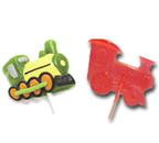 Train Cookies & Edibles