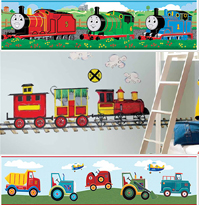 Train Wall Decor train room wall decor