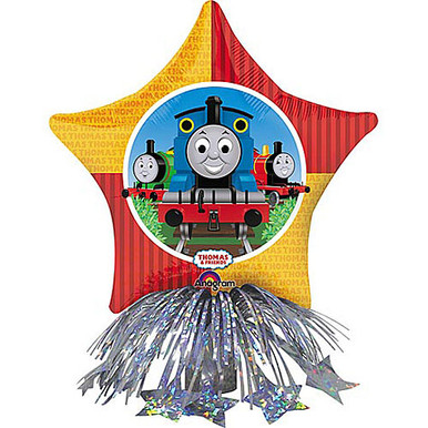 Thomas & Friends Balloon Centerpiece