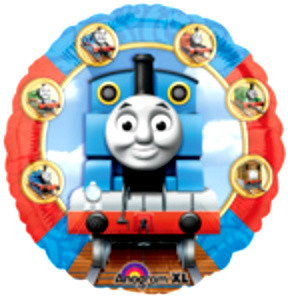 Thomas and Sodor Friends Group Mylar Balloon