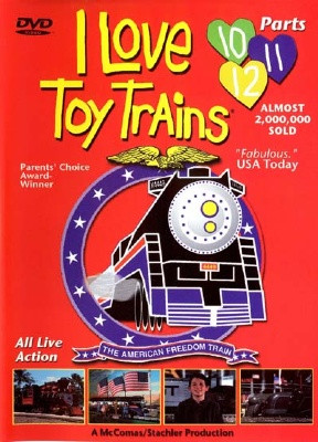 I Love Toy Trains DVD Parts (10-12)