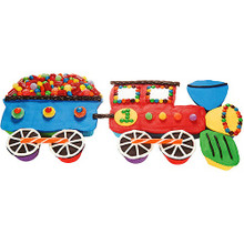 Transportation Puzzle Cakes! Silicone Set