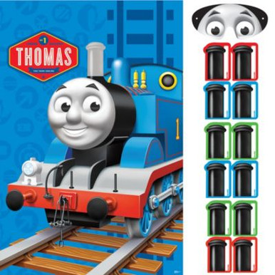 Thomas Train Party Game  sc 1 st  Train Party & Thomas the Tank Engine Train Birthday Party Supplies and Favors