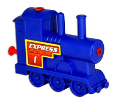 Train Engine Shaped Water Gun Toy