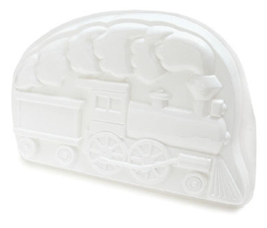 Train Pantastic Plastic Cake Pan