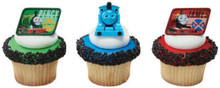 Thomas & Friends Decorating Cupcake Rings Set (9 ct.)