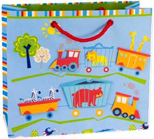 Circus Train Mini Vogue Gift Bag