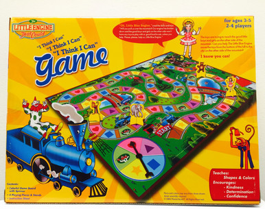 Little Engine That Could Board Game