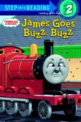 Thomas and Friends: James Goes Buzz Buzz
