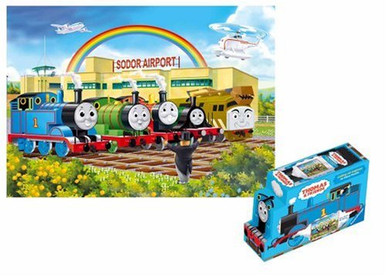 Thomas Amp Friends Calling All Engines Puzzle