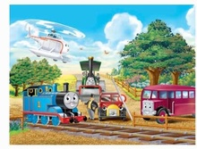 Thomas Meets with Friends Puzzle
