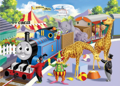 Thomas and Circus Friends Puzzle