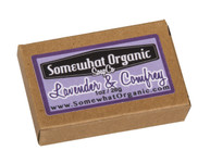 Lavender Organic Soap -  1 oz. Mini Bar