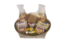 """Doubly Delicious"" Organic Soap Gift Basket"